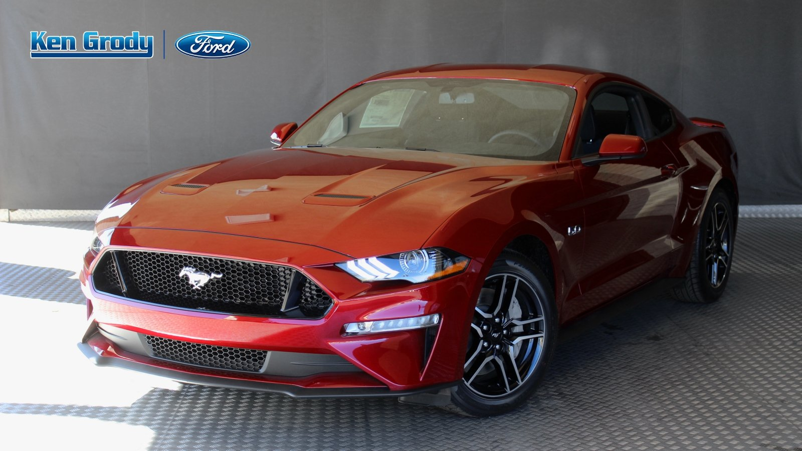 New 2018 Ford Mustang GT 2dr Car in Buena Park