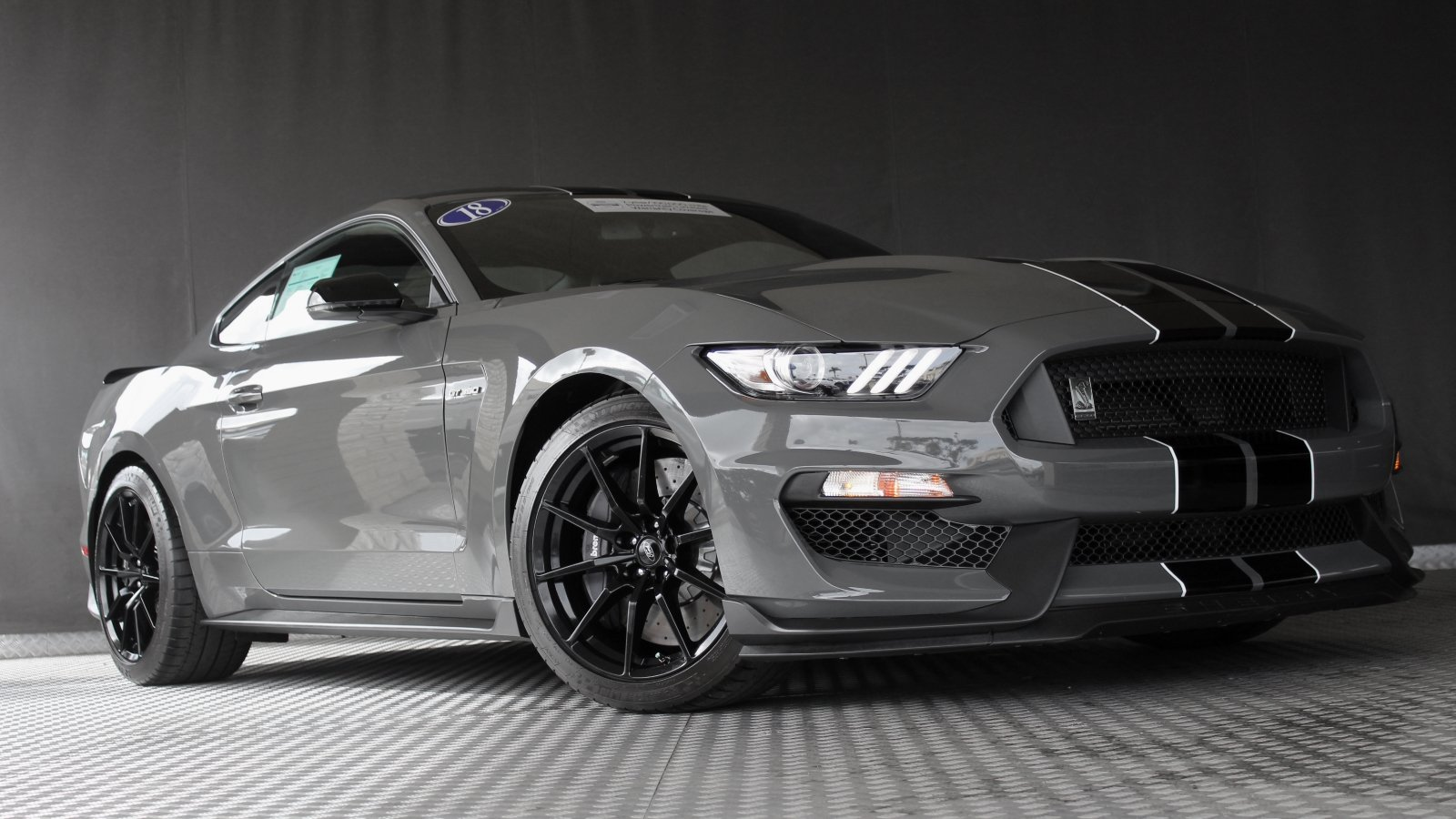 Certified pre owned 2018 ford mustang shelby gt350