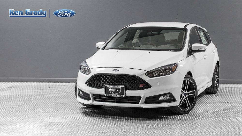 Pre Owned 2018 Ford Focus St Hatchback In Buena Park