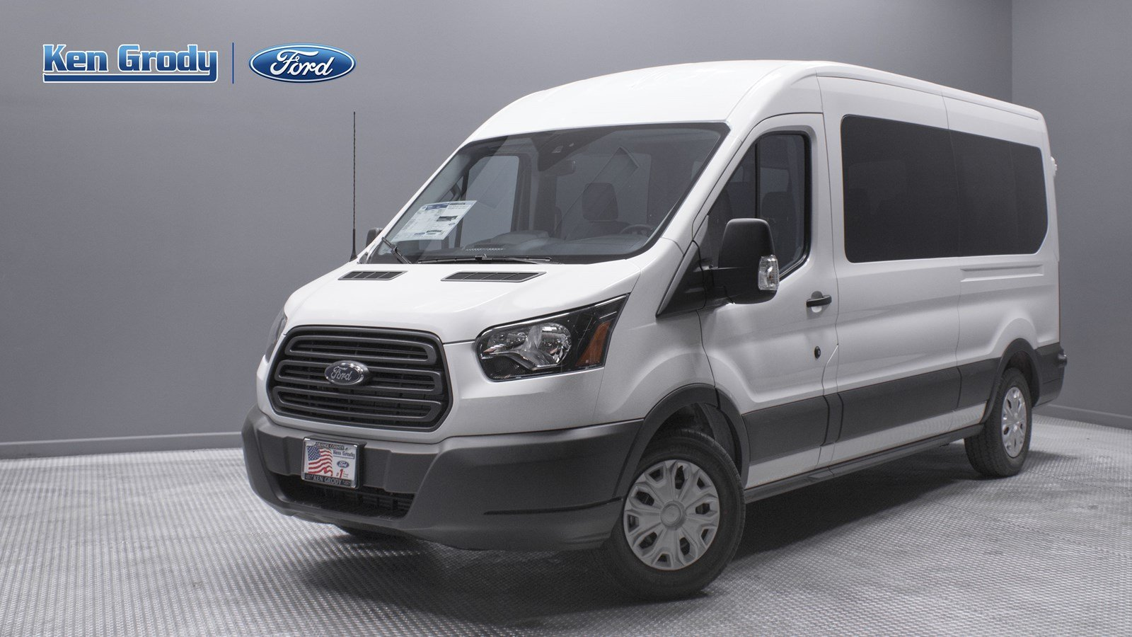 New 2018 Ford Transit Penger Wagon Xl Full Size Van In