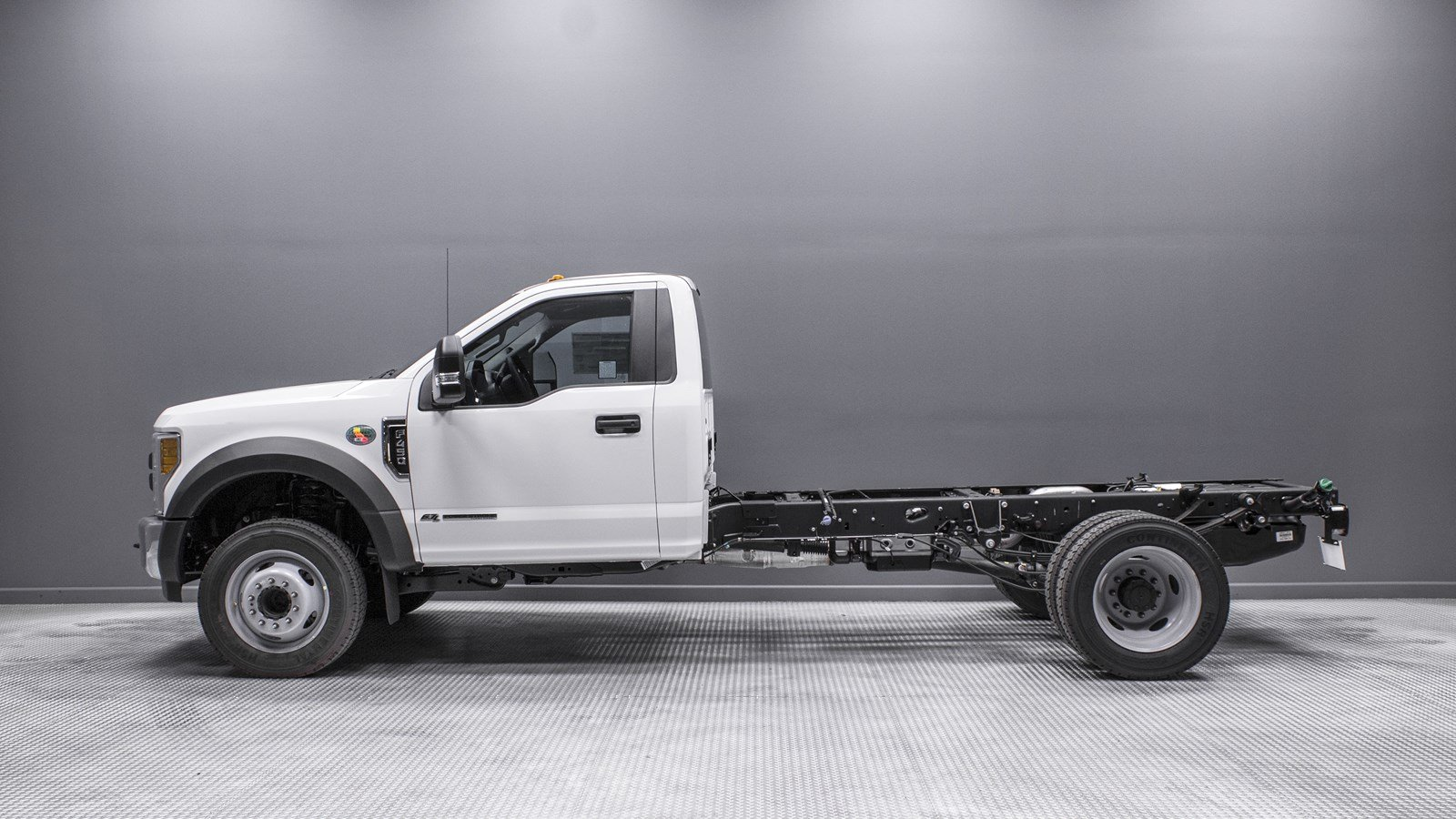 new 2017 ford f 450 xl chassis regular cab chassis cab in buena park 84541 ken grody fleet. Black Bedroom Furniture Sets. Home Design Ideas
