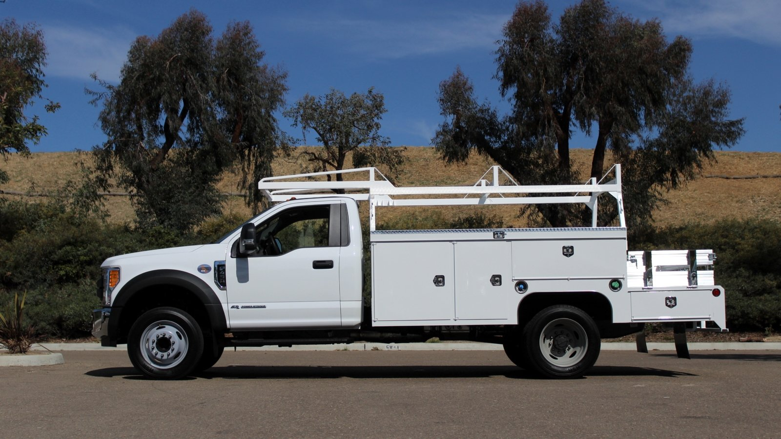 new 2017 ford super duty f 450 drw xl regular cab chassis cab in buena park 88851 ken grody fleet. Black Bedroom Furniture Sets. Home Design Ideas