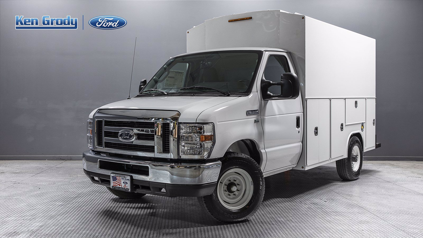 New 2019 Ford E-Series Cutaway
