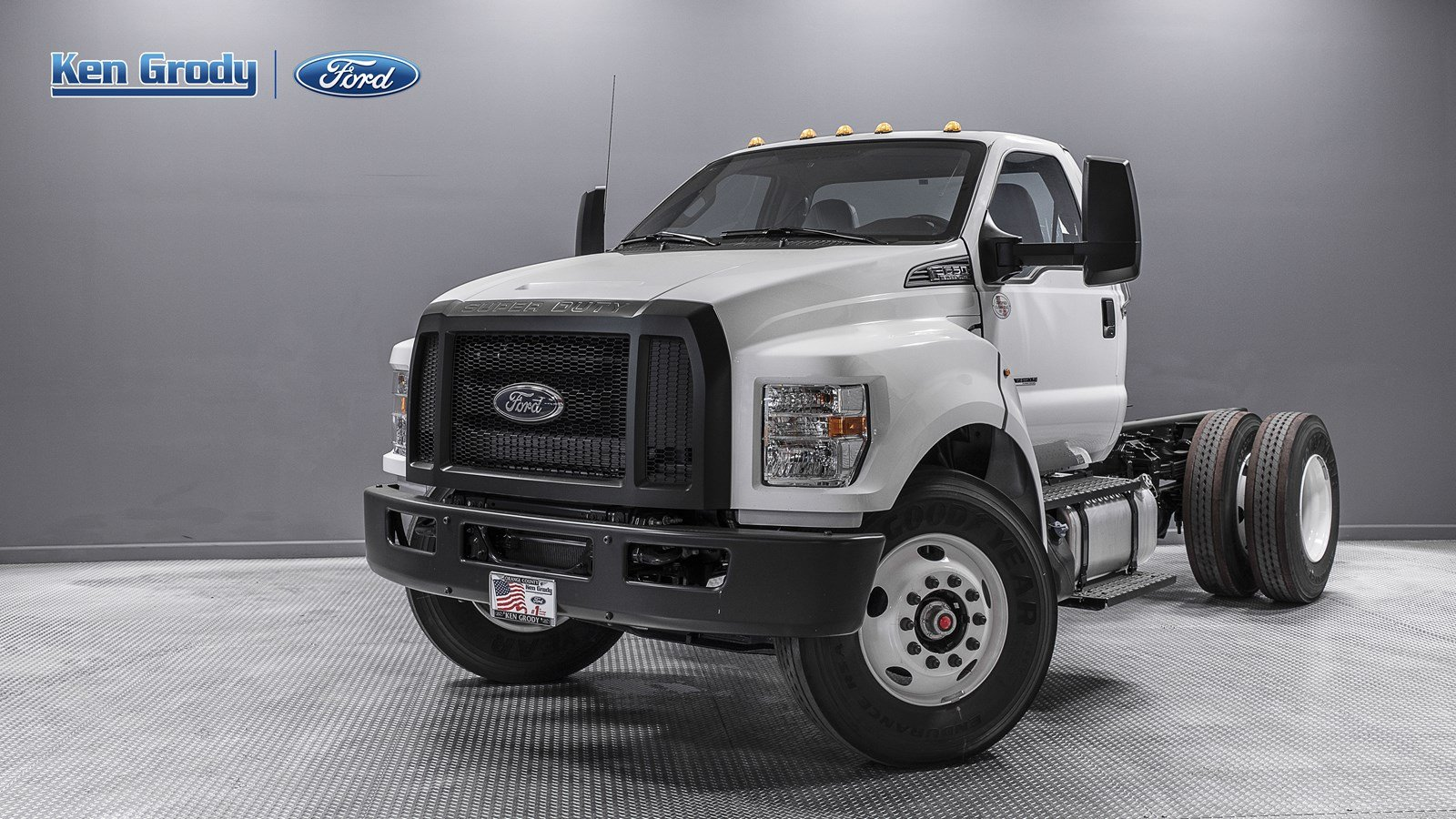 New 2019 ford f650