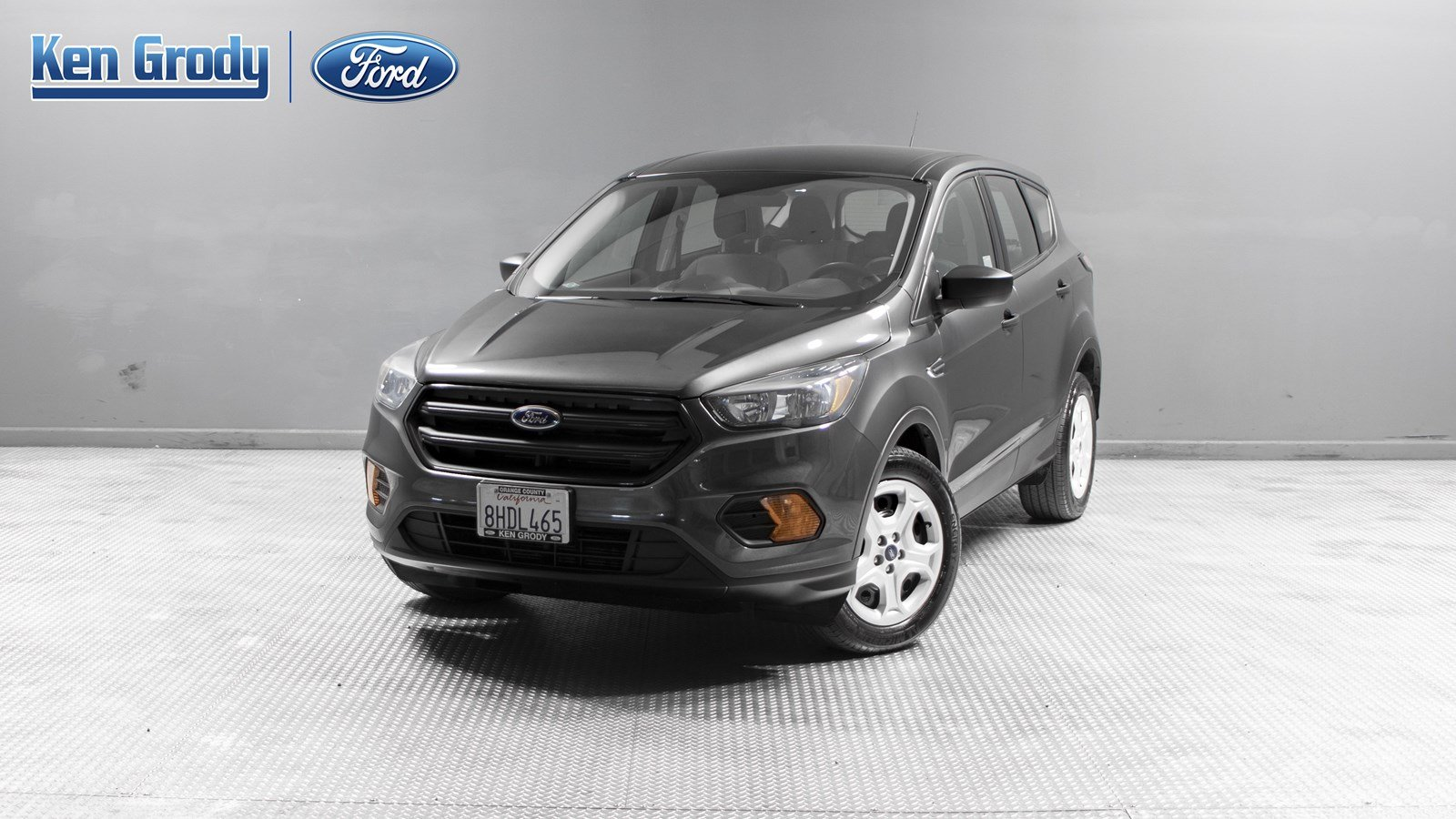 Certified Pre-Owned 2018 Ford Escape S