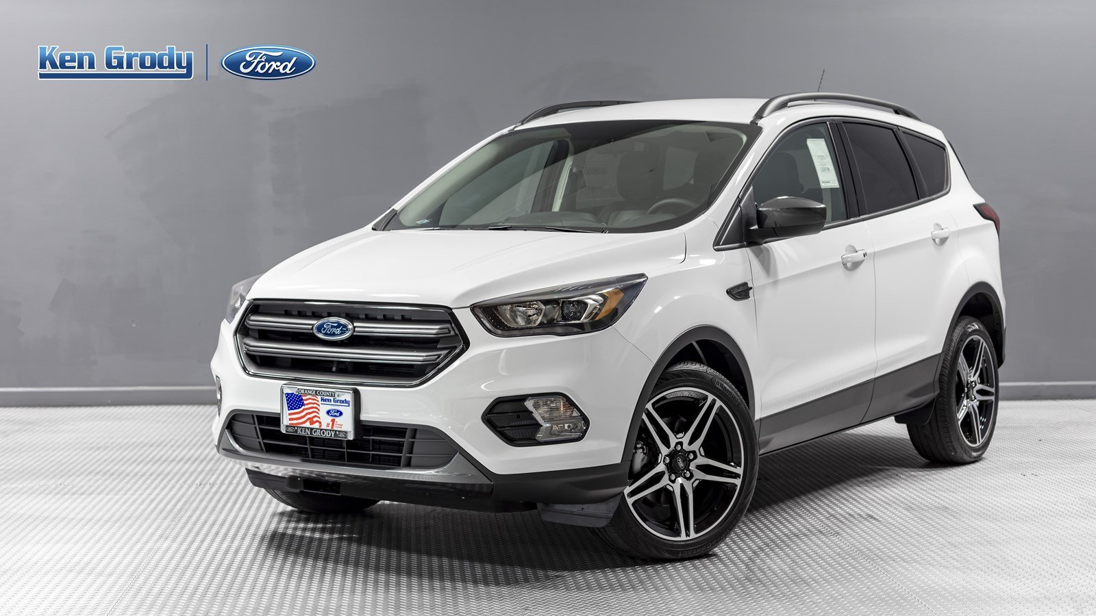 Ford Escape Sport >> 2019 Ford Escape Sel