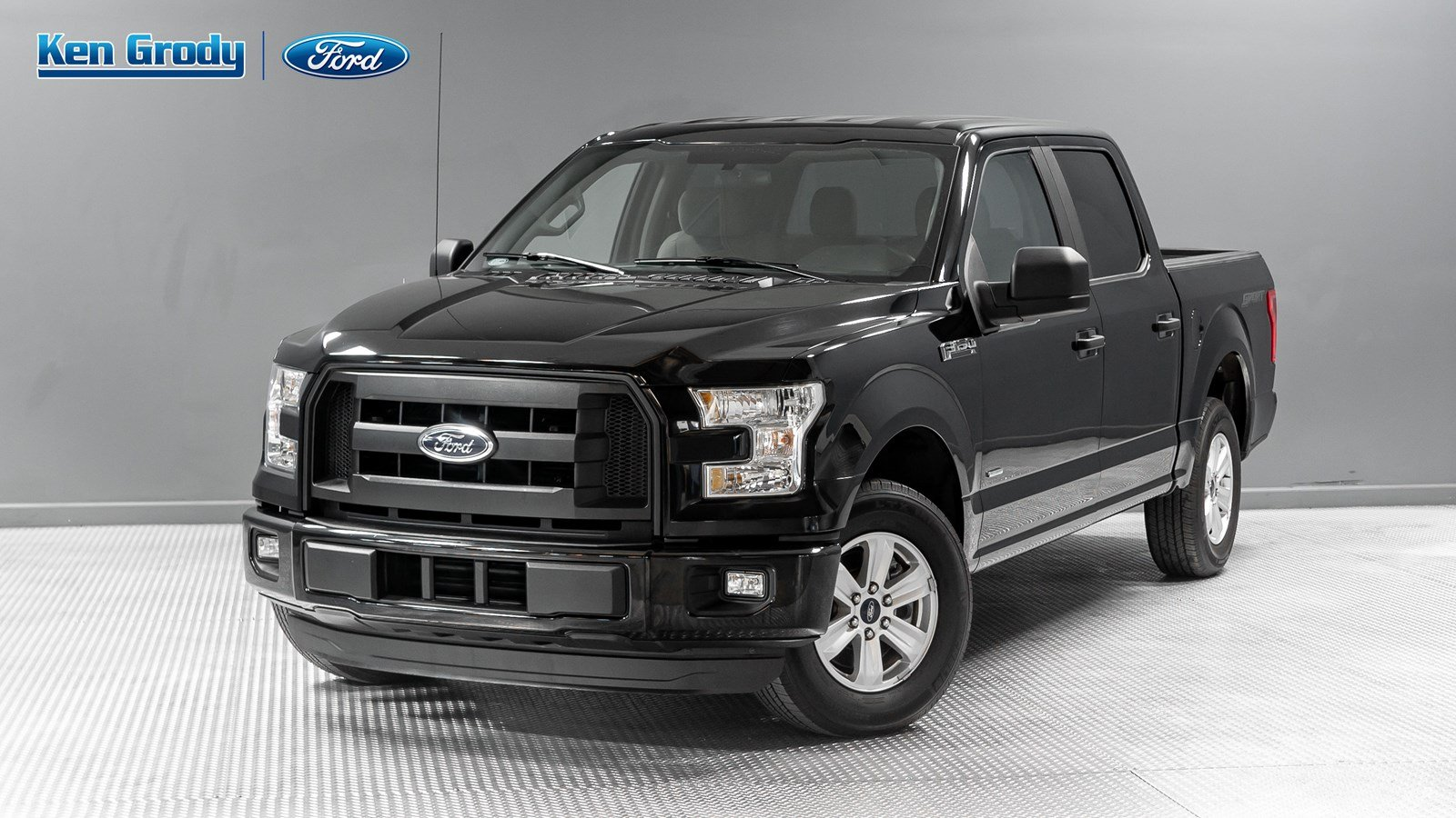 2016 f 150 xl crew cab. Black Bedroom Furniture Sets. Home Design Ideas