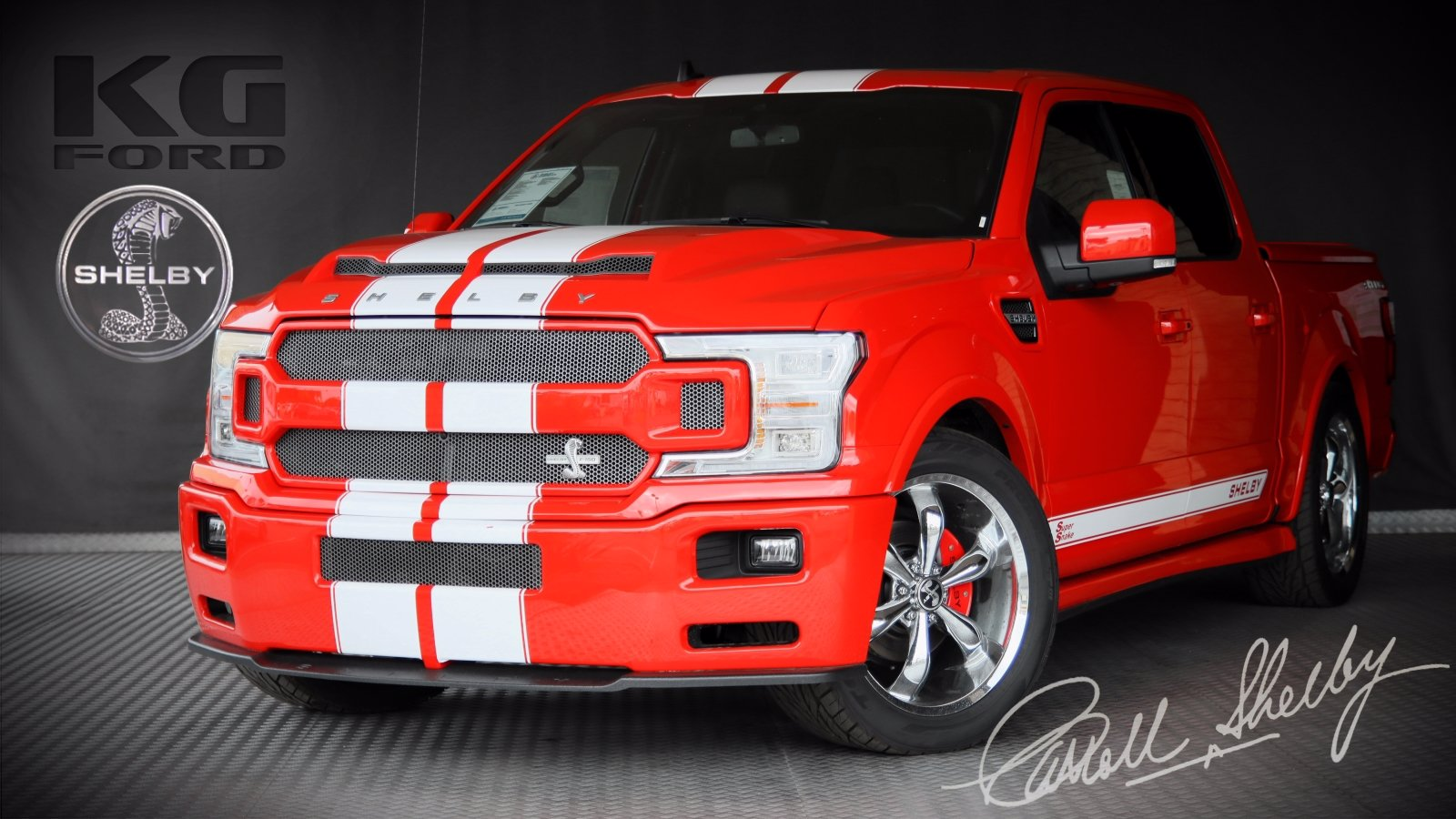 New 2019 Ford F-150 Shelby Super Snake