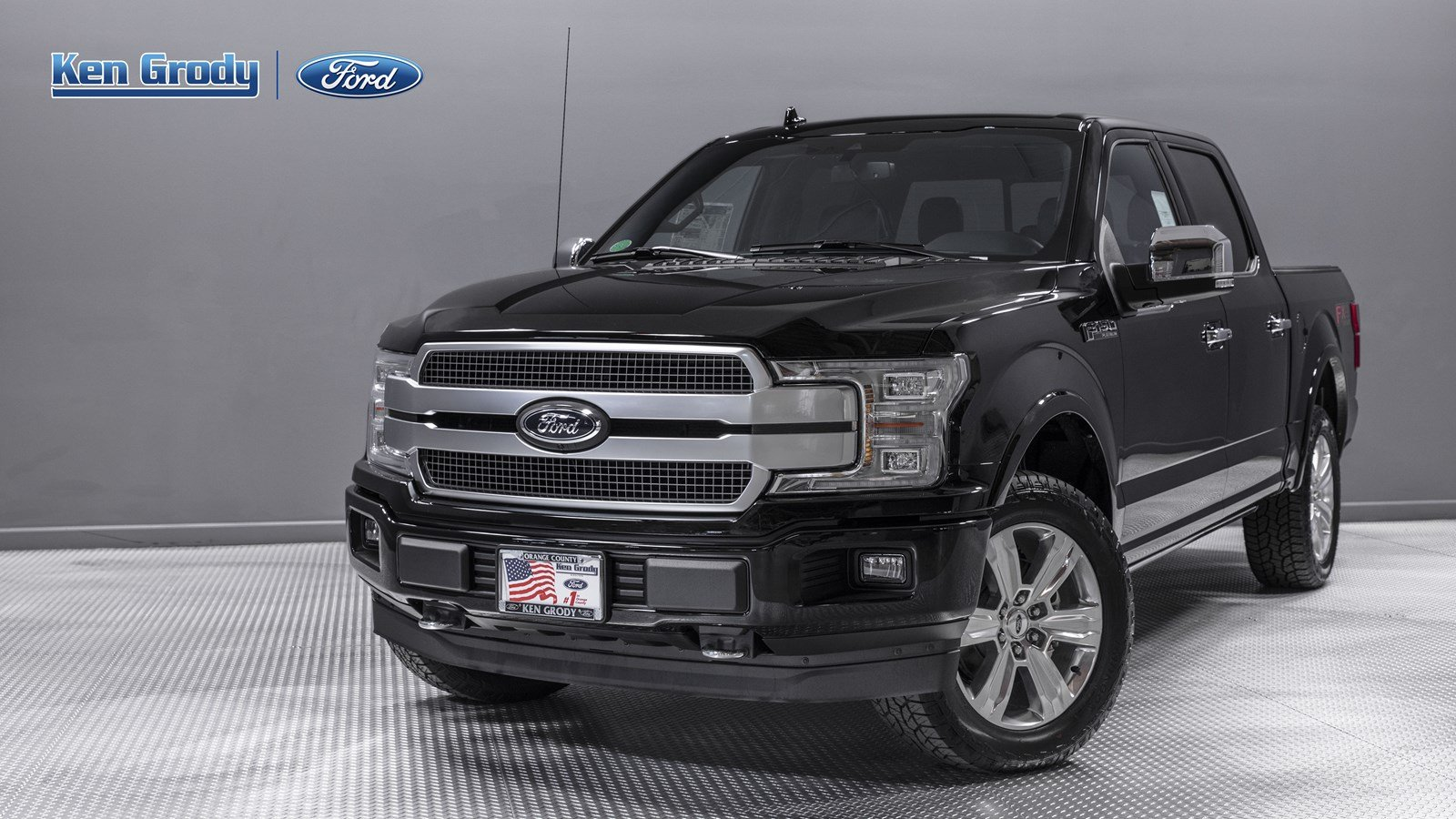 ecoboost details image photo view new supercrew platinum automobiles pickup gray door interior f main magnetic ford