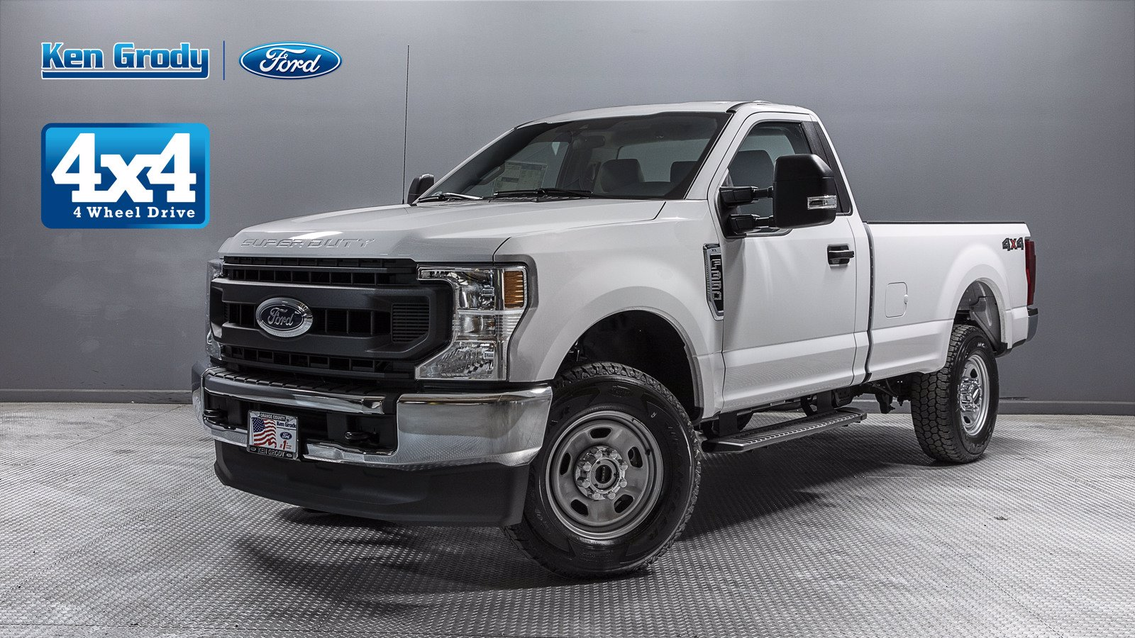 New 2020 Ford Super Duty F-350 SRW XL