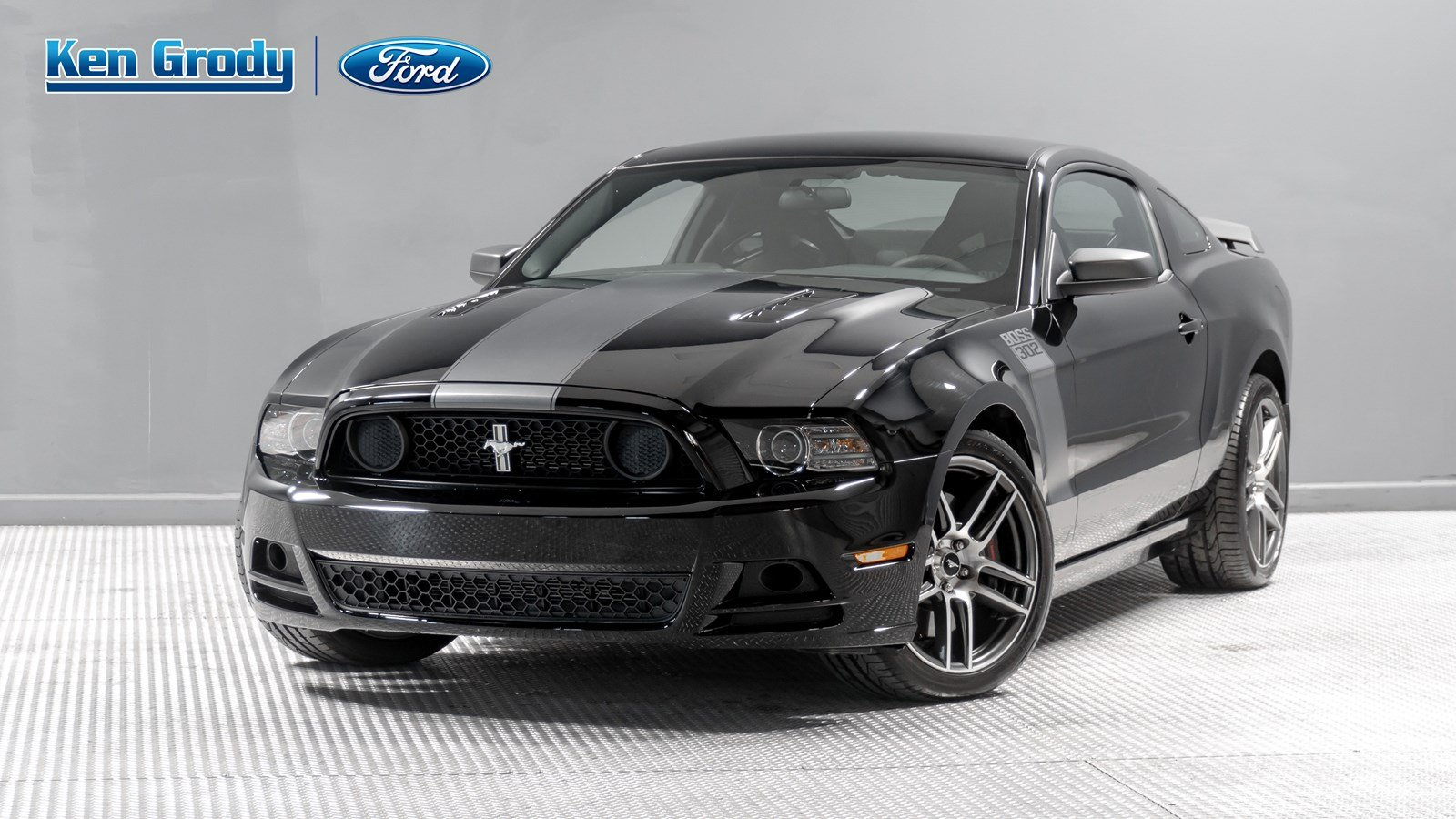 Pre owned 2013 ford mustang boss 302