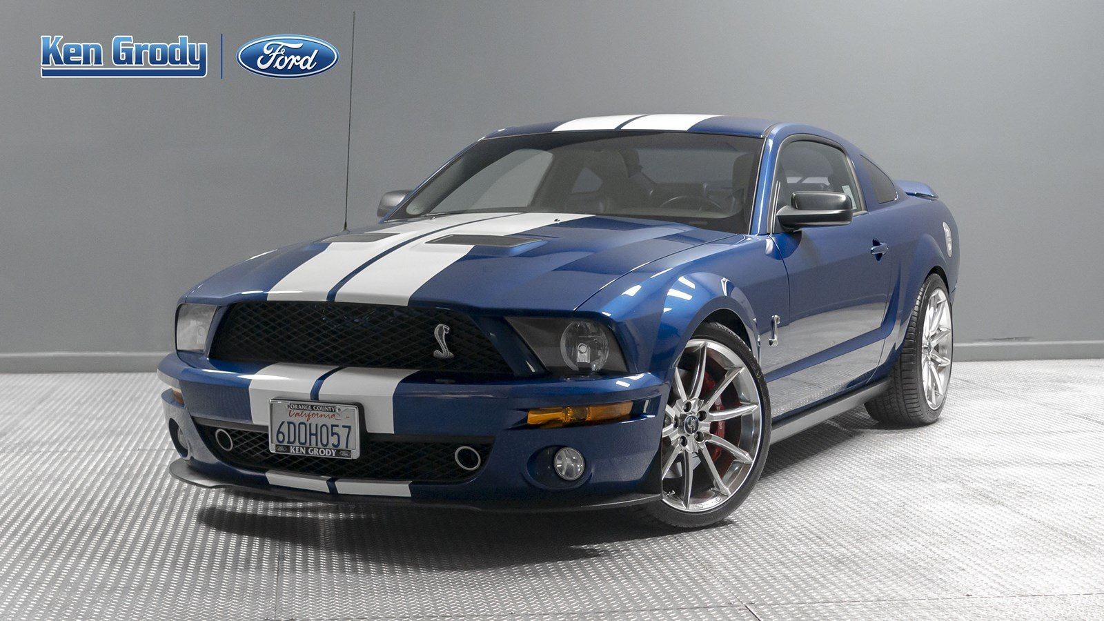 Pre owned 2008 ford mustang shelby gt500