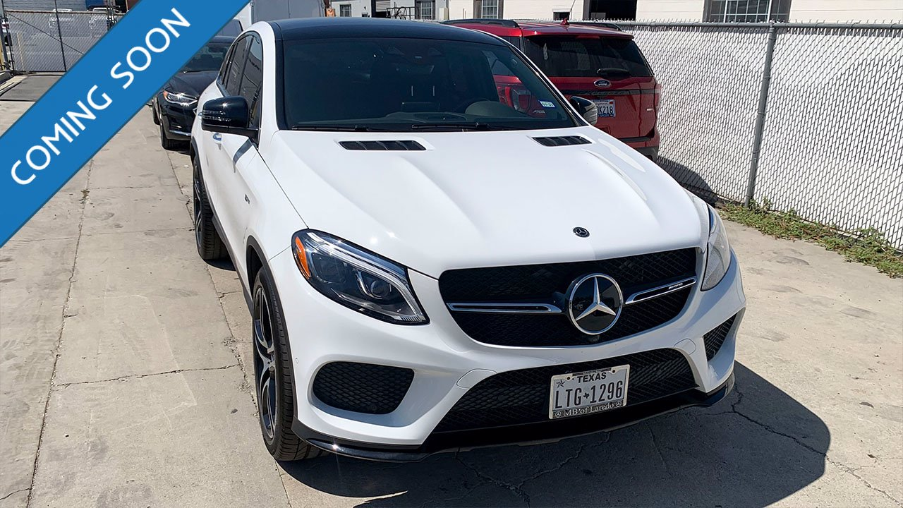 Pre-Owned 2019 Mercedes-Benz GLE AMG® GLE 43
