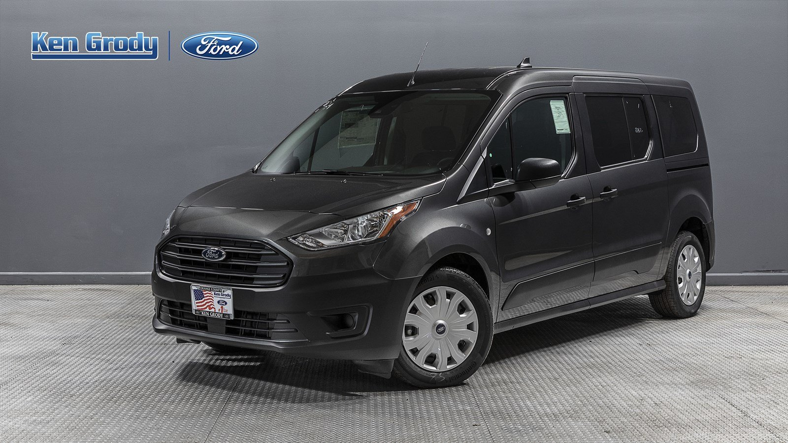 Transit Connect Van >> 2019 Ford Transit Connect Wagon Xl
