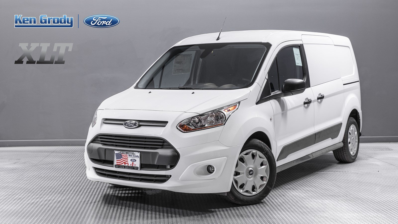 New 2018 ford transit connect van xlt