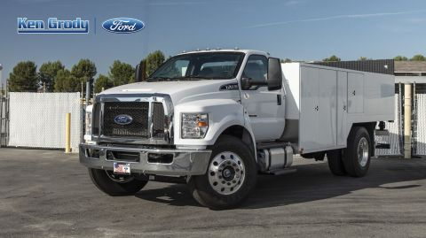New 2019 Ford F650 HGT
