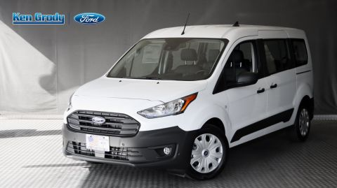 New 2020 Ford Transit Connect Wagon XL